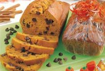 Food - pumpkin/choc / Recipes for foods made from that great pumpkin/chocolate combo!