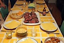 80's & 90's Dinner Party ideas