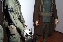 My own little museum collection / My small museum, US WWII soldiers