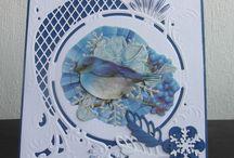 Vogelplaatjes kaarten