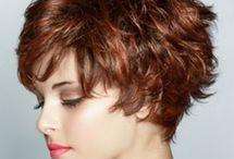 pelo corto y peinados