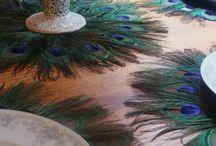 Φτερά παγονιού