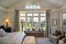Dream Home - Master Bedroom / by Andrea Hartinger