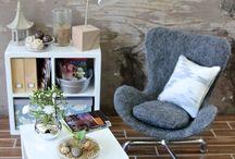 mini furnitures