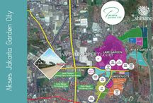 Cluster Shinano Jakarta Garden City