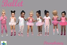 The Sims 4 downloads - Toddlers