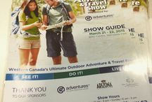 Calgary 2015 Outdoor Adventure & Travel Show / Explore Alberta's largest adventure show offering pre-season deals on the newest outdoor gear and amazing travel destinations sponsored by G Adventures and Arizona Tourism.