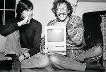 Steve Jobs / The Jesus of computing