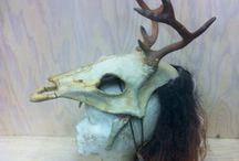 Deer helmet