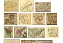 1:12 printable - maps, paintings, signs