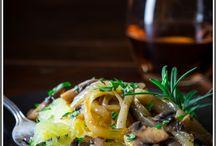 Squash meals / Recipes