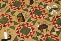 Christmas Quilts & Projects / Hollyhill Quilt Shoppe & Mercantile is a yearly Christmas fabric and kit destination! We take much time and careful planning to create our world famous quilt kits. Kits save everyone time as they are planned and ready for you...before you arrive! Take a peak at some of our current and past favorite holiday projects!  / by Hollyhill Quilt Shoppe & Mercantile