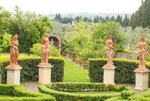 Villa Di Catignano SIENA / Destination Wedding in the most amazing property near Siena