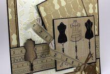 Cards...Sewing ephemera