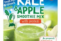 Playing It Smooth / Recipes for Making Tasty and Healthy Smoothies