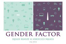 Gender Factor Report / how women & men jugde marketing communication?