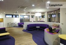 Ashford Magistrates Court - REVAMP! / Complete commercial space refurbishment from Ashford Magistrates Court to shared office space providing new head office for CXK