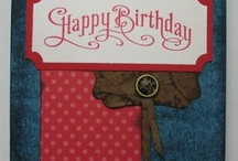 Cards - Birthday/Adult/General