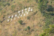 Kohima, Nagaland, India / North East India experience