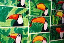 Olympics toucans