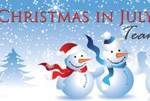 Christmas in July Etsy Team / by Christine Parker