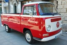 VW T1 y T2 Pick Up