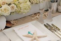 Table Settings / by The Bridal Suite Bermuda
