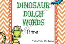 Dolch - Tricky - Sight words