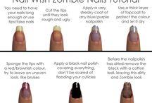 Nail zombie