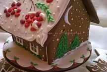 Finskojen# FAB gingerbread house inspiration