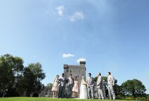 Weddings at Knappogue Castle / Images from weddings at Knappogue Castle, Co.Clare