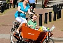 Familien Fahrrad
