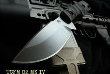 Crusader Forge Tactical Custom Fixed Blades / Best tools money can buy, hand crafted, custom made.