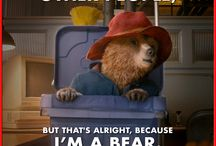 paddington movie night / by Courtney Tucker (A is for Beautiful)