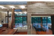 concrete & wood. / by idadhip .
