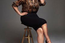 Tara Lynn / Plus size modell