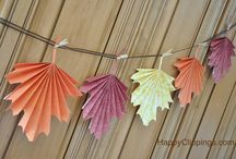 Fall crafts / by Maura White from Happy Deal - Happy Day!