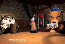 Cinéma d'Animation 2D/3D / Les étudiants en première année réalisent un film d'animation 2D/3D !
