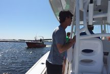 """""""Emerald Coasting"""" Commercial Shoot - 2014 32' Cape Horn"""