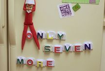 Elf on the shelf / by Beth Wolfe