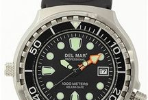 Del Mar Watches / Quality Men's and Women's watches at affordable prices. Featuring Boating and Dive watches, and Military Watches. Great for pilots too!