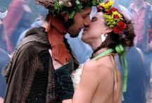 Le baiser / Les amoureux