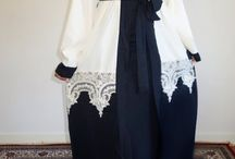 Modesty is style! / Jilbabs abayas and hijabs