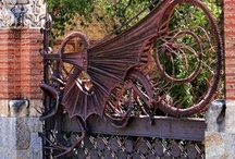 Portit - gates