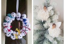 DIY Kerst / Knutselen voor kerst