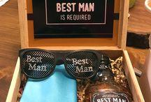 Best Man ideas