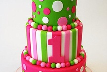 cakes / by Jessica McClure