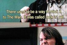 Classic rock trash