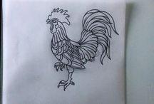 Tatuaje Gallo