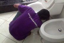Jasa Bersih toilet di bandung